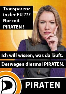 Deswegen diesmal Piraten